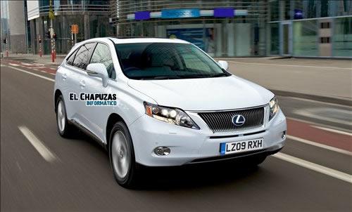 2010 LEXUS RX 450h 0