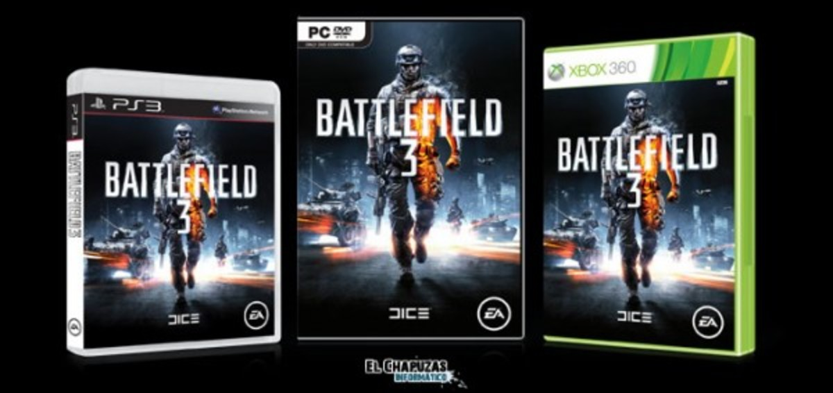 Desbloqueado el trailer completo de Battlefield 3