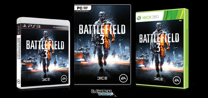 Battlefield 3 cover Boxes 1