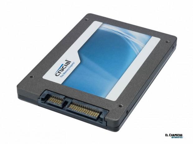 Crucial lanza Firmware «000F» para el SSD M4