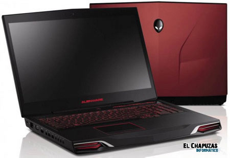Dell Alienware M18x Gaming Laptop 0