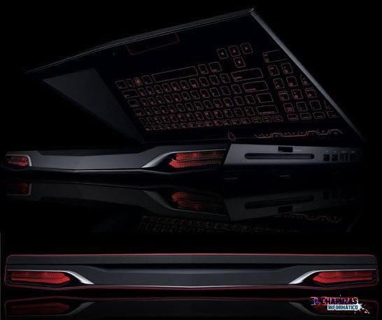 Dell Alienware M18x Laptop 1