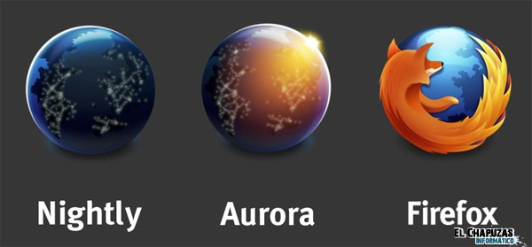 Firefox Aurora Nightly Logo 0
