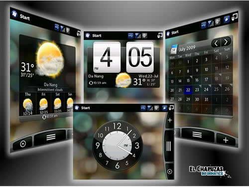 HTC Sense2. 1