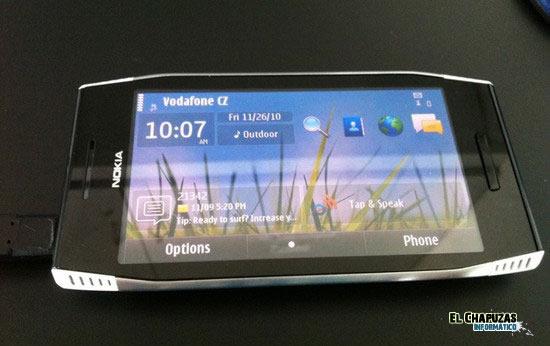 Nokia X7 con Symbian 'Anna' oficial en el Reino Unido