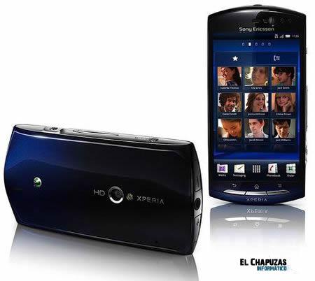 Sony Ericsson Xperia Neo1 0