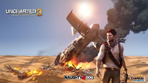 Uncharted 3 0
