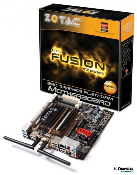 ZOTAC FUSION ITX WiFi A series 00 0