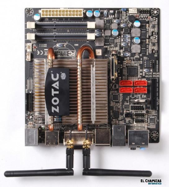 ZOTAC FUSION ITX WiFi A series 01 1