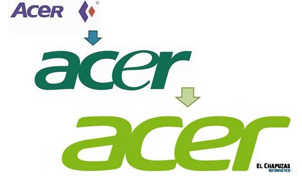 Acer cambia de logo y de direccion