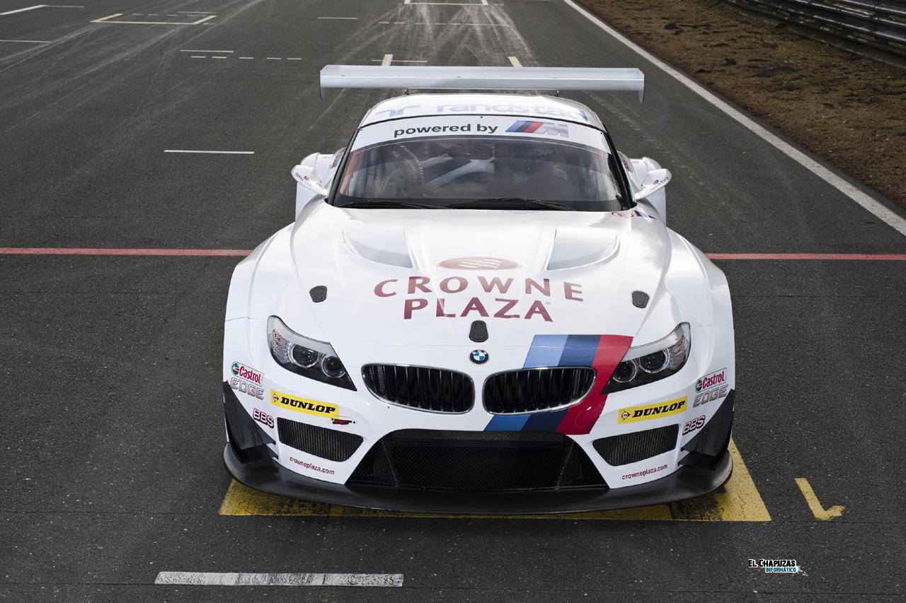 BMW actualiza su Z4 GT3 de cara a la proxima temporada