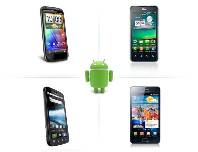 comparativa android 0