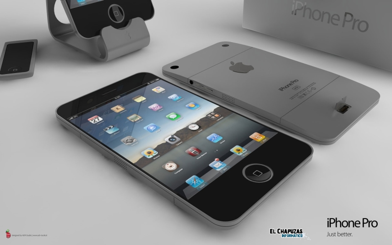 El iPhone 5 entrará en producción en septiembre 2011 (rumor)