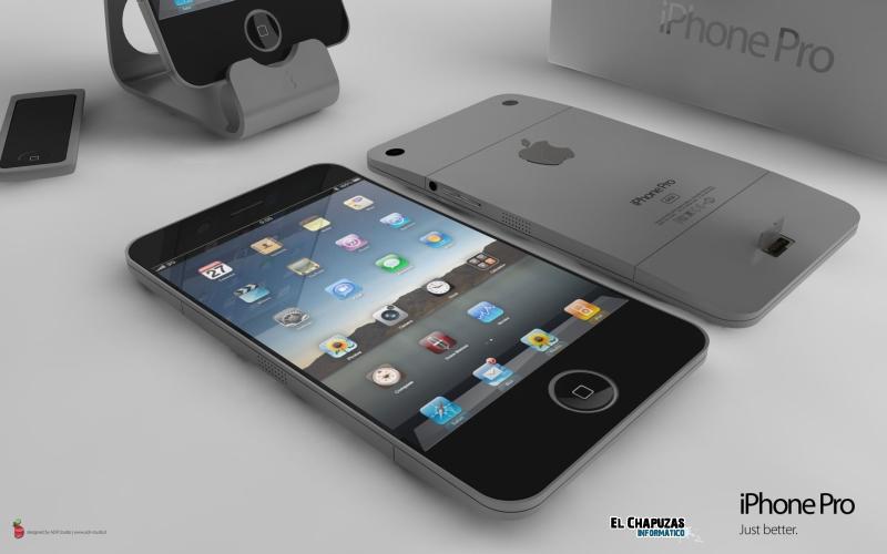 concepto iPhone 5 0