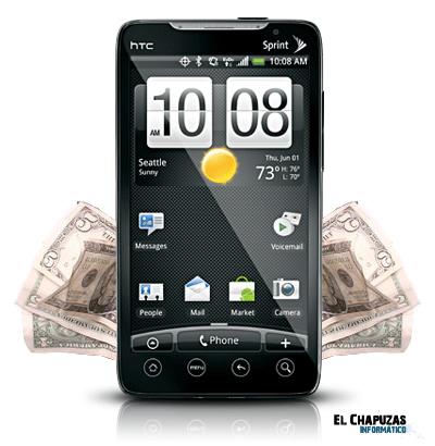 HTC ya vale mas que Nokia