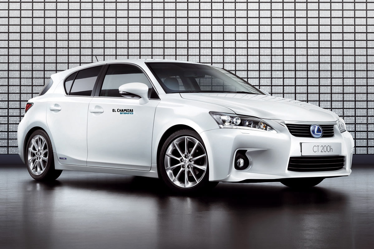 86% de los coches vendidos por Lexus son hibridos