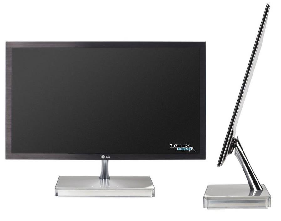 LG 2290V, el monitor LCD mas delgado del mundo