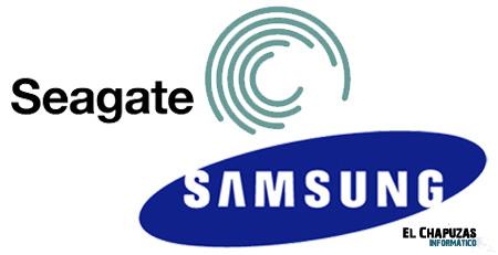 samsung seagate logo Samsung vende su división de discos duros a Seagate