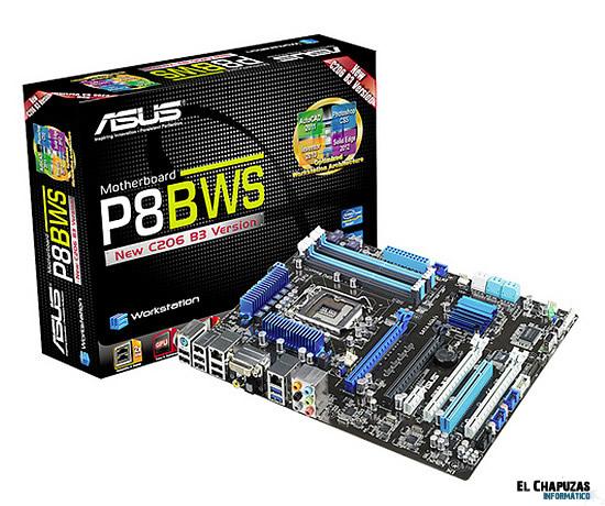 Asus P8BWS 4