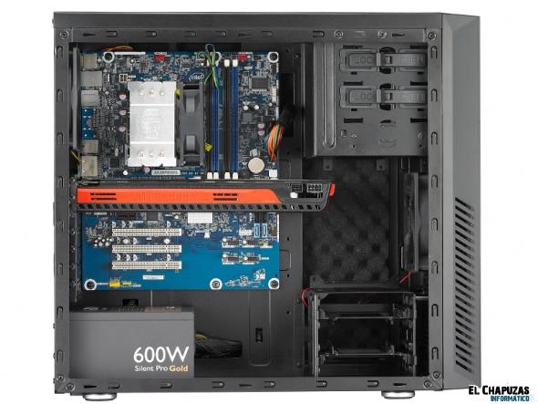 CoolerMaster Silencio 550 1 1