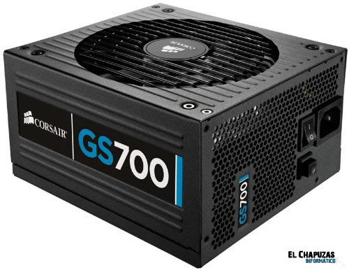 Corsair Gaming Series GS700  4