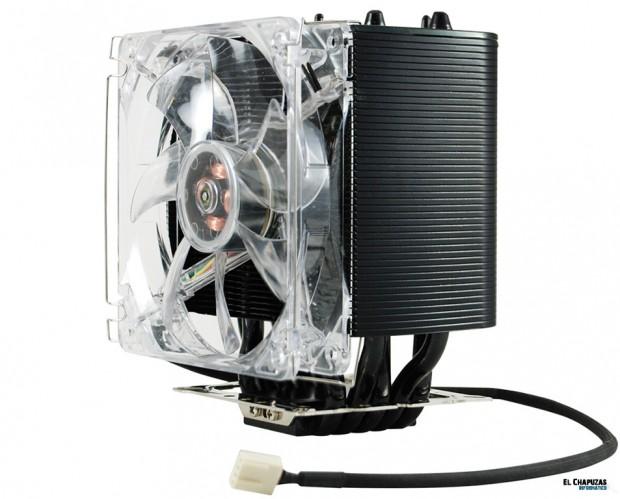 EVGA SuperClock 2 e1306244842470 EVGA presenta SuperClock, su primer disipador CPU por aire