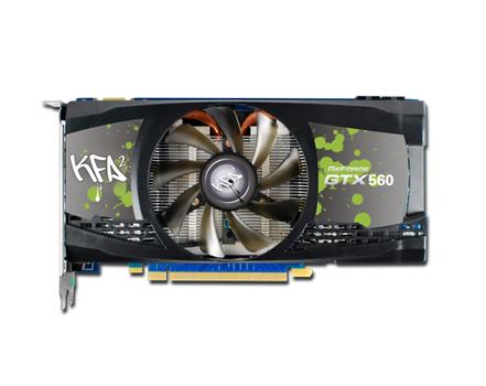 KFA2 GTX 560 0