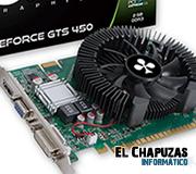 Club 3D presenta su GeForce GTS 450 2GB DDR3 'Una gráfica para engañarlos a todos'