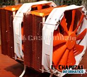 Phanteks llega al mercado con su disipador gama alta PH-TC14PE