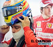 Fernando Alonso protagonista en el spot del nuevo Fiat 500 Twin Air