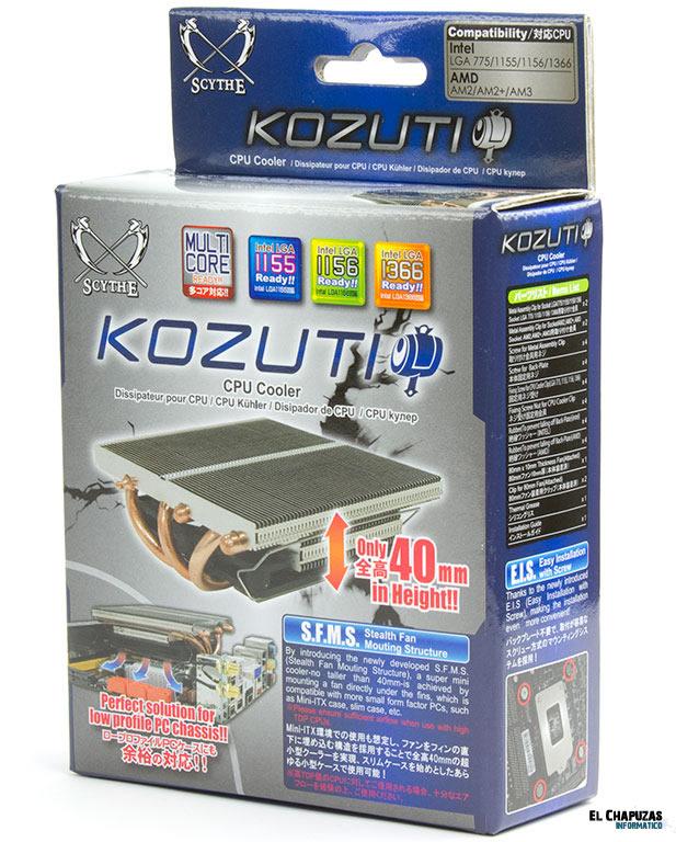 Scythe Kozuti 1 0