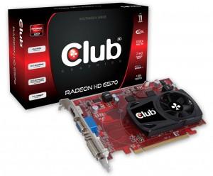 Club 3D Radeon HD 6570 CGAX 65724ZI 300x248 Club 3D lanza la nueva Radeon HD 6570 con un lastre de 1GB DDR3