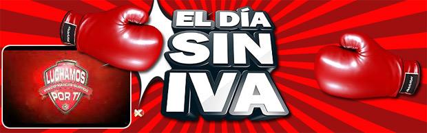 Día sin IVA MediaMark lunes 6 2011 0