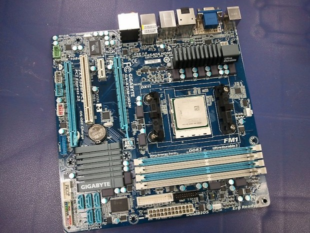 Gigabyte A75M UD2H + AMD A8 3850 e1307978534212 0