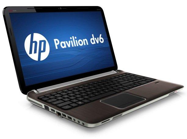 HP Pavilion dv6 0