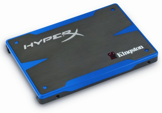 Kingston HyperX SSD 0