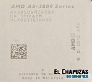A8-3870K y A6-3670K: Las nuevas APU's de AMD