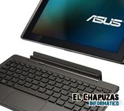 Samsung Galaxy Tab 10.1v Vs Asus Eee Pad Transformer en vídeo