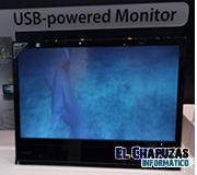 ASUS MS248B: Monitor alimentado por USB 3.0