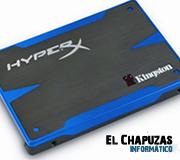 Logo Kingston HyperX SSD