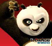 Robando comida de oso panda para fabricar iBamboo