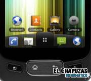 LG Optimus One P500: Empieza su actualización a Gingerbread