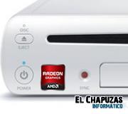 Logo Nintendo Wii U AMD Radeon