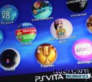 Logo PlayStation Vita