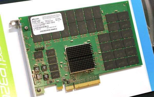 Micron RealSSD P320h 0