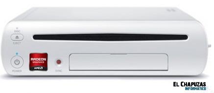Nintendo Wii U AMD Radeon 0