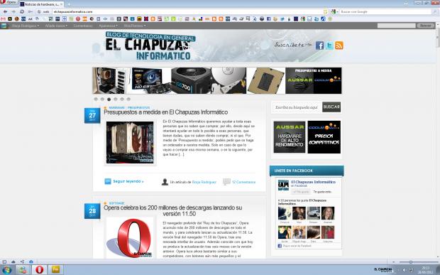 Opera 11.50 en elchapuzasinformatico.com  e1309288767681 0