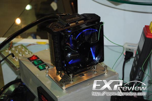 PCCooler OC3 W120 Ventilador 2
