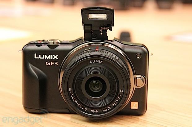 Panasonic Lumix DMC GF3 e1307975182754 Panasonic Lumix DMC GF3 presentada oficialmente