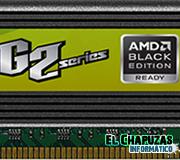 Patriot Memory anuncia los nuevos kits de memorias AMD Black Edition G2 Series